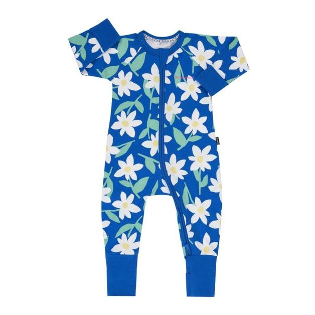 Bonds: Zip Wondersuit - Daisy Dreaming Blue Tang (Size 2)