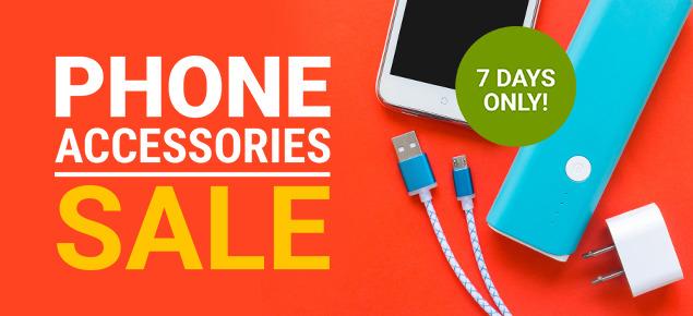 Phone Accessories Sale!