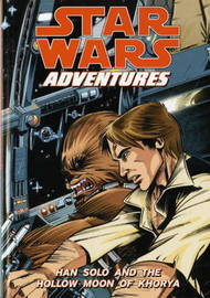 Star Wars Adventures: v. 1 by Jeremy Barlow