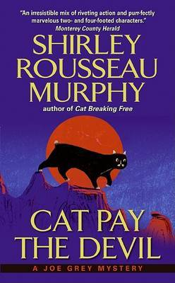 Cat Pay the Devil by Shirley Rousseau Murphy image