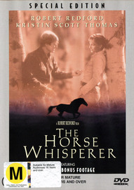 Horse Whisperer on DVD image