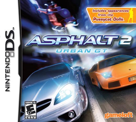 Asphalt Urban GT 2 for Nintendo DS