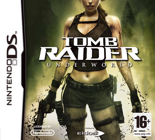 Tomb Raider: Underworld for Nintendo DS