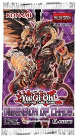 YU-GI-OH! Dimension of Chaos Booster Pack