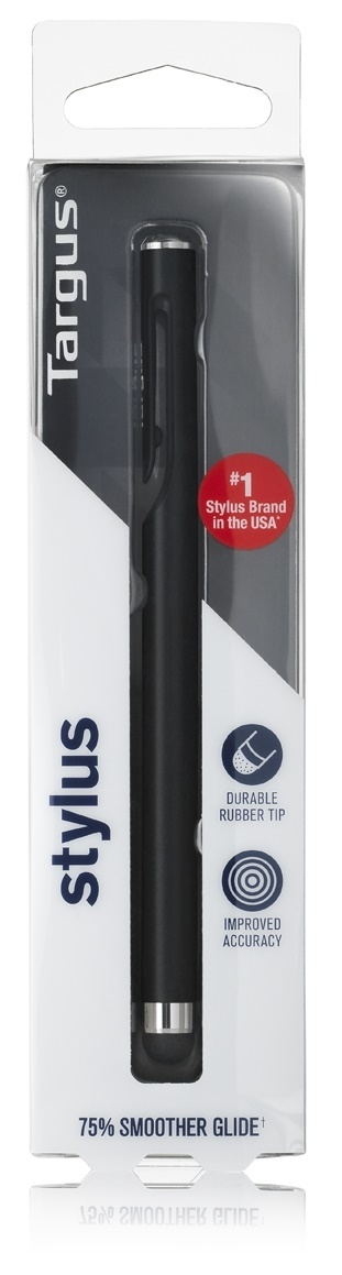 Targus: Standard Stylus with Embedded Clip - Black image