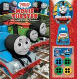 Thomas & Friends: Movie Theater Storybook & Movie Projector by W. Awdry