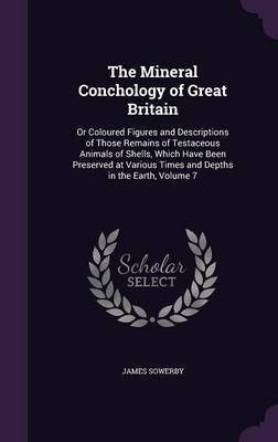 The Mineral Conchology of Great Britain by James Sowerby