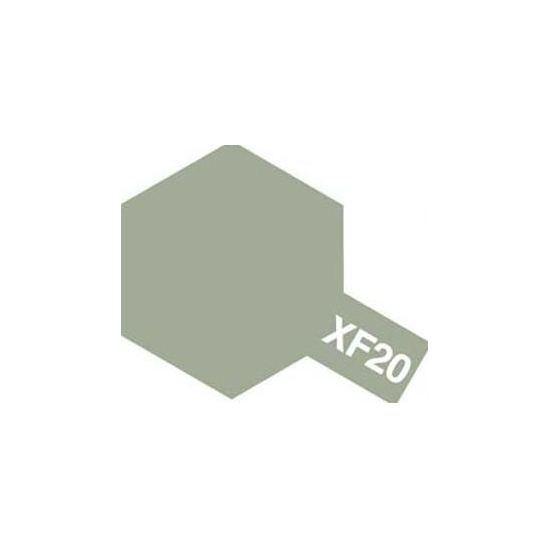 Tamiya Acrylic: Medium Gray (XF20)