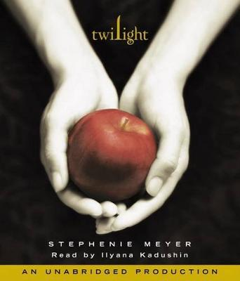 Twilight Audio CD (Listening Library) by Stephenie Meyer image