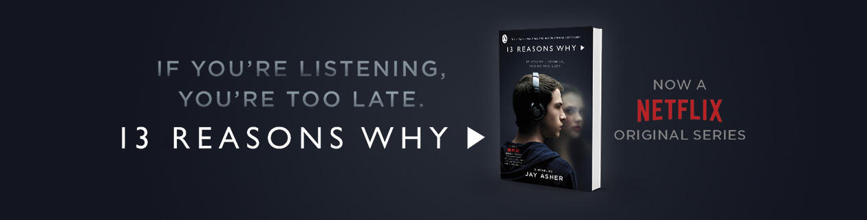 Thirteen Reasons Why - read the book that inspired the new show!