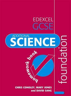 Edexcel GCSE Additional Science by Mary Jones image