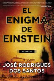El Enigma de Einstein by Jose Rodrigues Dos Santos image
