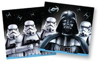 Star Wars Classic Napkin (Pack of 16)