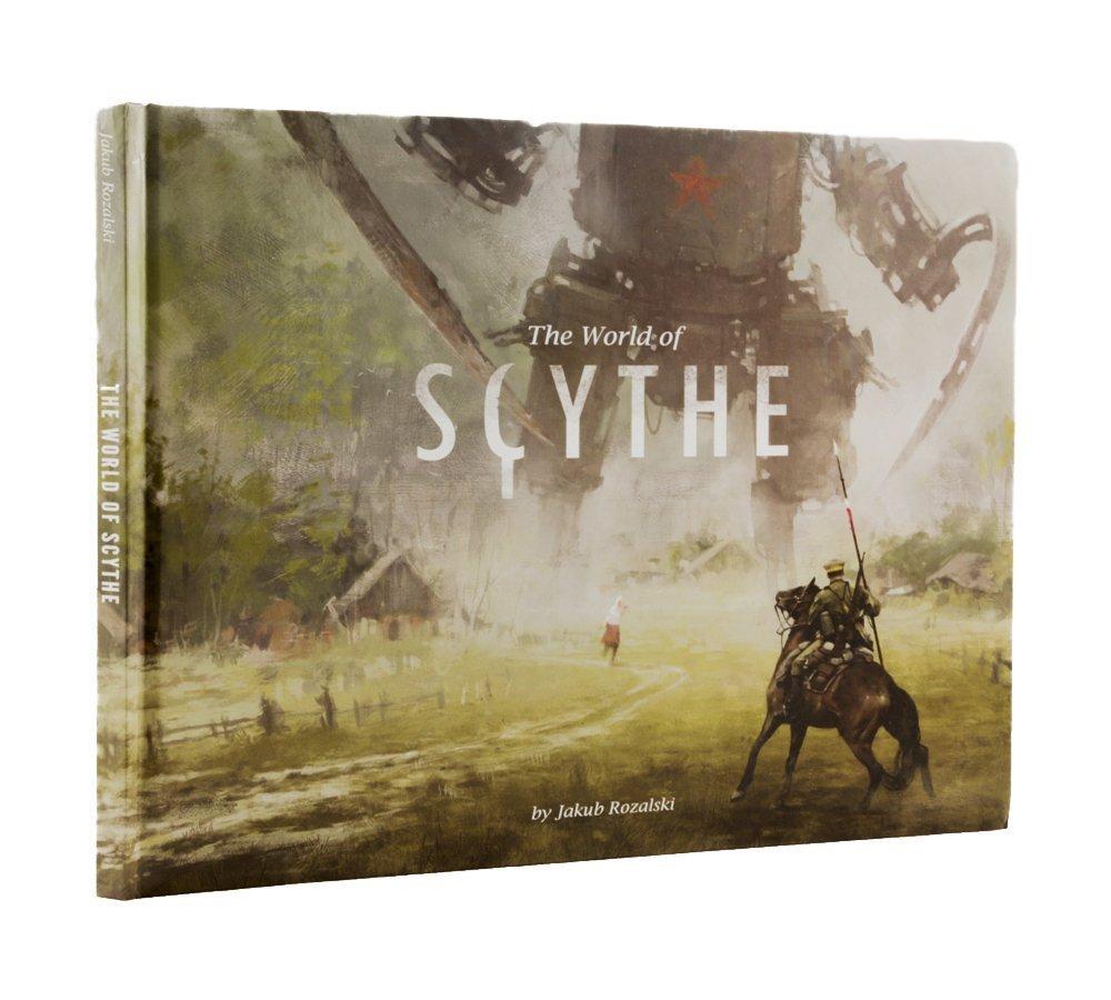 The World of Scythe - Art Book image