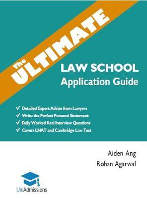 The Ultimate Law School Application Guide by Aiden Ang image