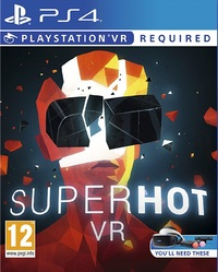 Superhot VR for PS4