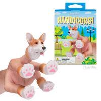 Archie McPhee: Handicorgi - Finger Puppet Set