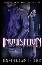 Inquisition by Jennifer Carole Lewis image