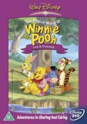Winnie The Pooh - Volume 6 : Love And Friendship on DVD