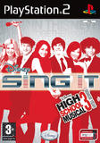 Disney: Sing It High School Musical 3 (Game Only) for PlayStation 2