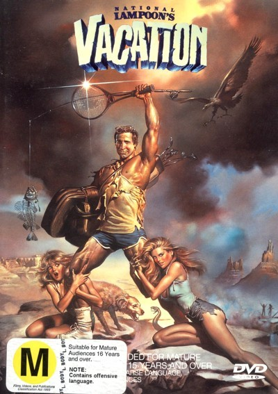 National Lampoon's Vacation on DVD