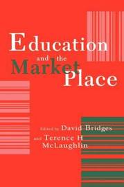 Education And The Market Place by Terence H. McLaughlin image