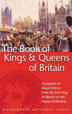 The Book of the Kings and Queens of Britain by G.S.P.Freeman Grenville image