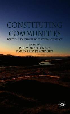 Constituting Communities image