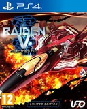 Raiden V: Director's Cut Limited Edition for PS4