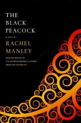 The Black Peacock by Rachel Manley image