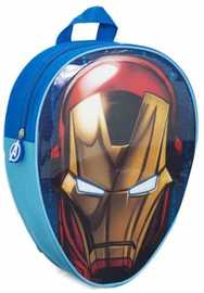 Marvel Iron Man Head Shaped Backpack
