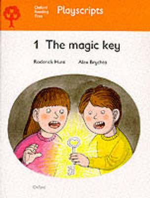 Oxford Reading Tree: Stage 5: Playscripts: 1: The Magic Key by Rod Hunt image