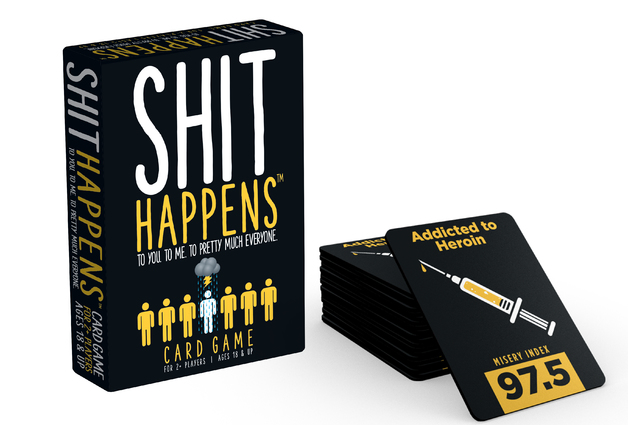 Sh*t Happens - Party Game