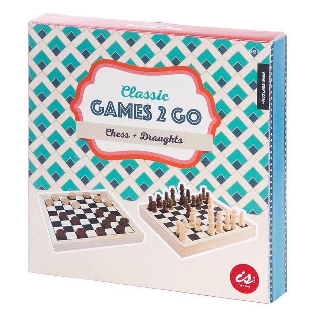 IS GIFT Classic Games 2 Go