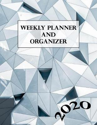 Weekly Planner And Organizer by Sevenfairies Productions