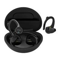 Cowin: Raptor True Wireless Earbuds - Bluetooth Sport Headphones (Black)