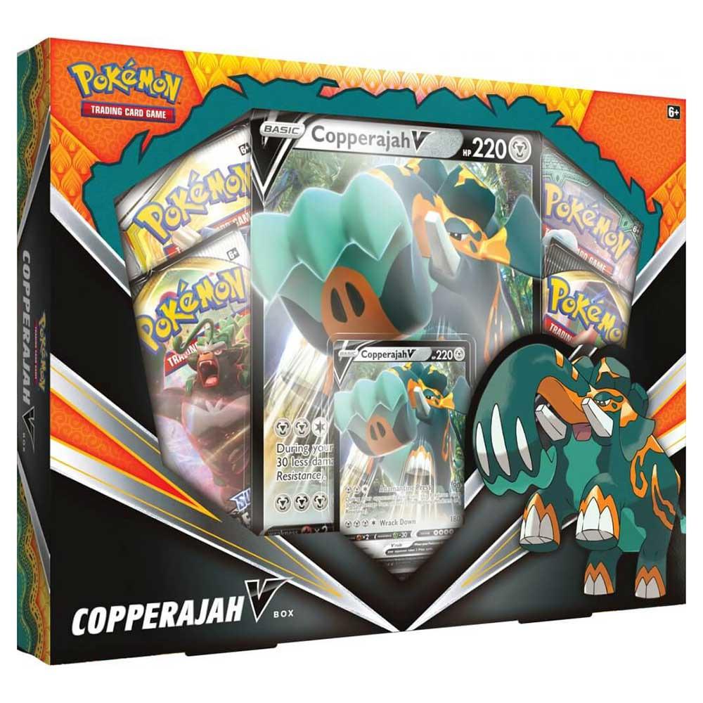 Pokemon TCG - Copperajah V Box image
