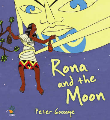 Rona and the Moon by Peter Gossage image