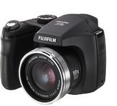 Fujifilm FinePix S5700 Black Camera