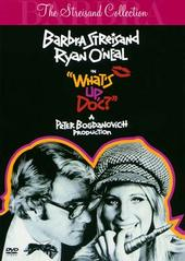 What's Up Doc? on DVD