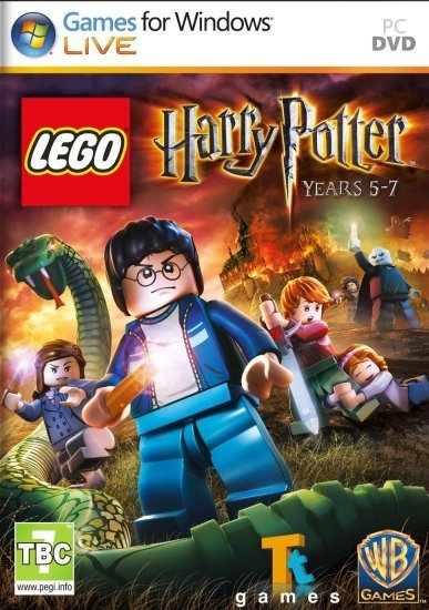 LEGO Harry Potter: Years 5-7 for PC Games