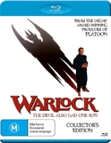 Warlock - Double Play on DVD, Blu-ray