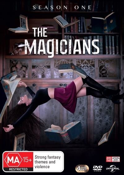 The Magicians - Season One (3 Disc Set) on DVD image