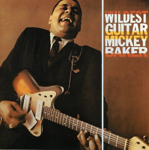 The Wildest Guitar (LP) by Mickey Baker image
