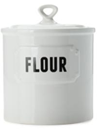 Casa Domani Rivetto Canister 1.5L Flour Gift Boxed