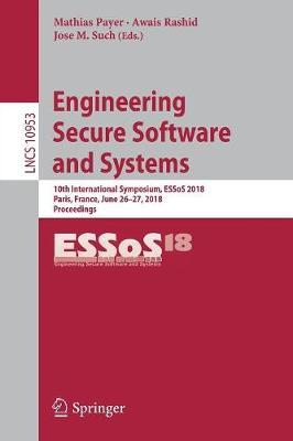 Engineering Secure Software and Systems image