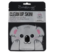 The Creme Shop Clean Up Skin Sheet Mask (Koala)