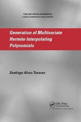 Generation of Multivariate Hermite Interpolating Polynomials by Santiago Alves Tavares image