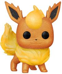 Pokemon: Flareon (Diamond Glitter) - Pop! Vinyl Figure