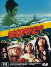 Monkey - Vol 1 on DVD